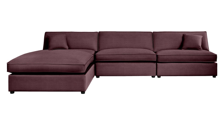 The Ablington 3 Modules Sofa Bed With Ottoman