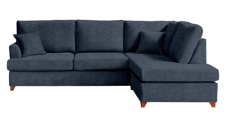 The Alderton 4 Seater Right Chaise Sofa Bed