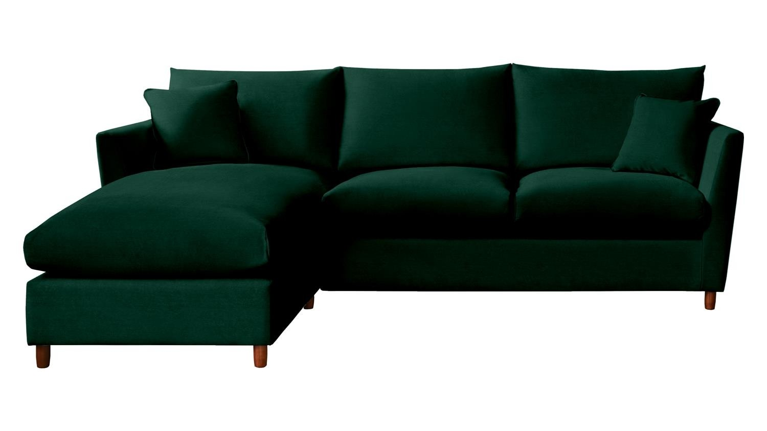 The Ansty 4 Seater Left Chaise Sofa