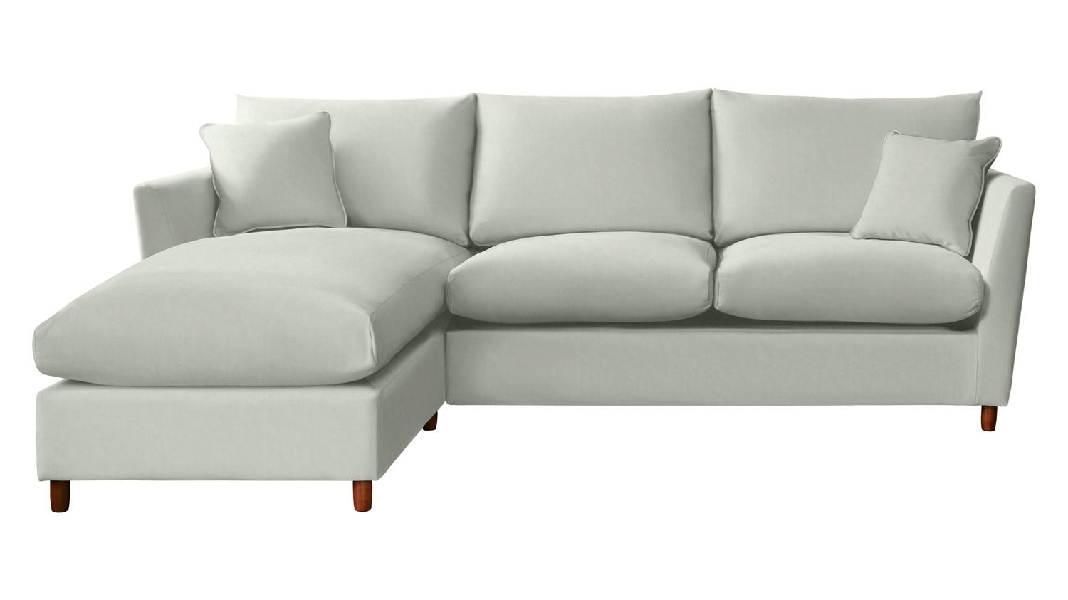 The Ansty 4 Seater Left Chaise Sofa Bed