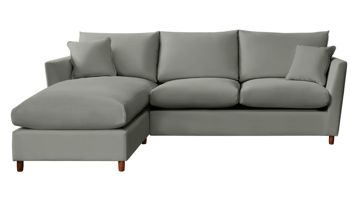 The Ansty 5 Seater Left Chaise Sofa Bed