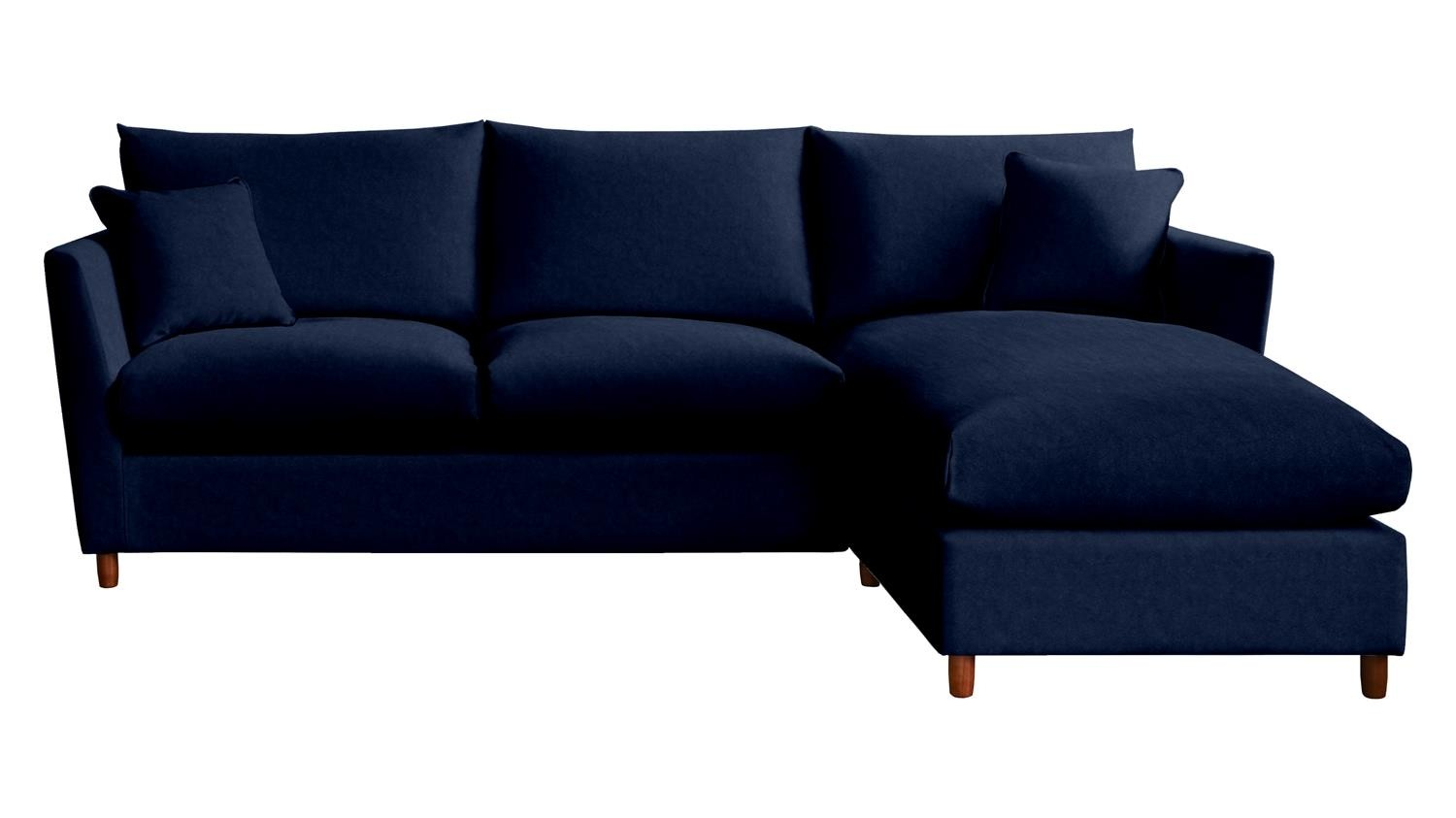 The Ansty 5 Seater Chaise Sofa Bed