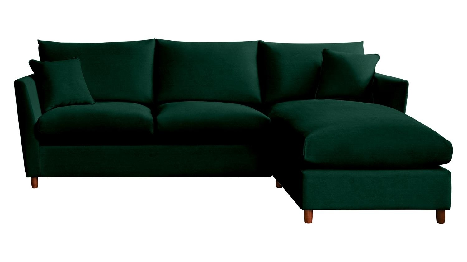 The Ansty 4 Seater Chaise Sofa Bed