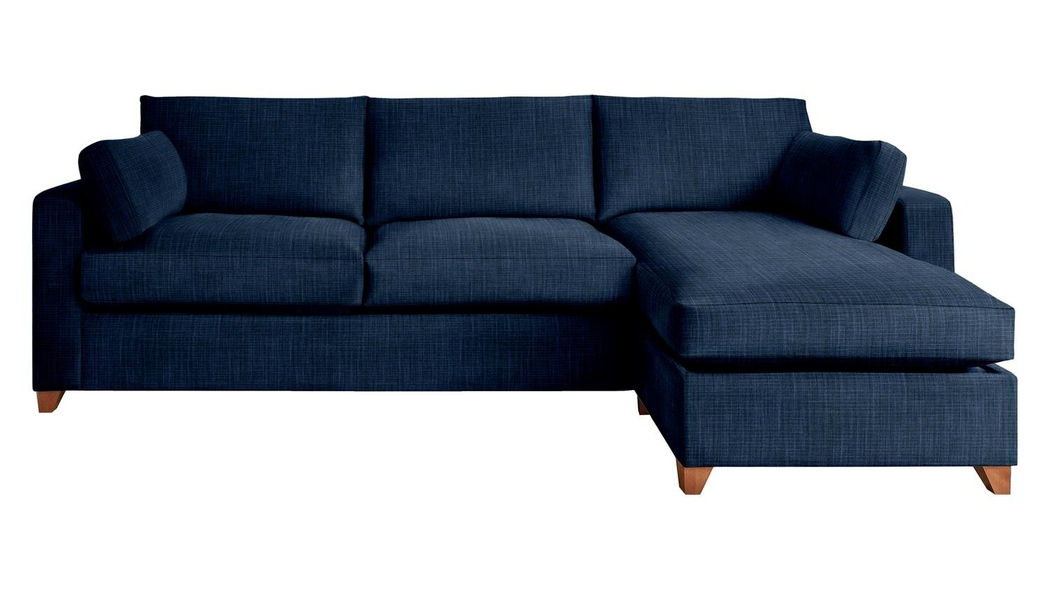 The Ashwell 5 Seater Right Chaise Storage Sofa Bed