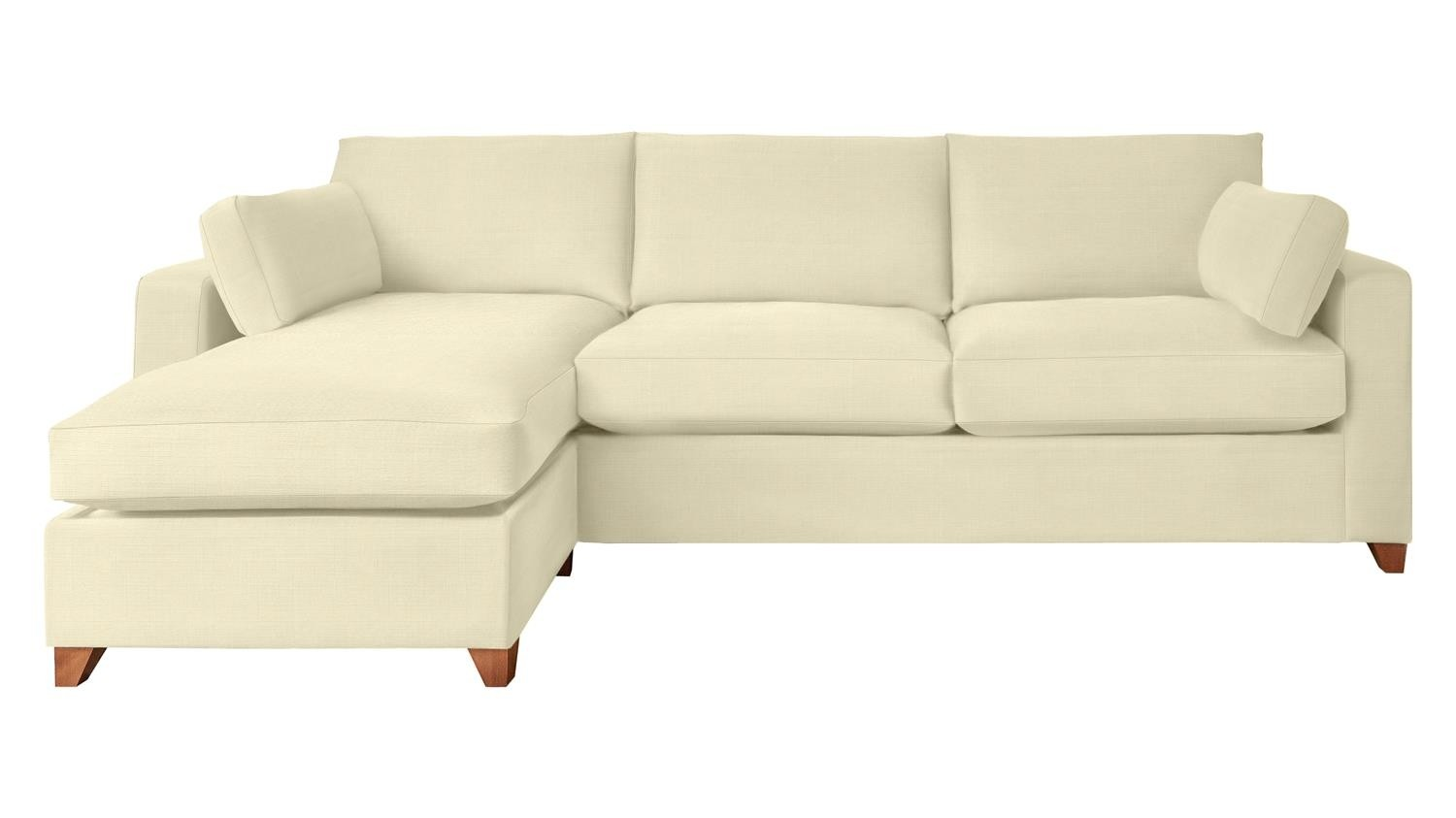 The Ashwell 6 Seater Left Chaise Storage Sofa