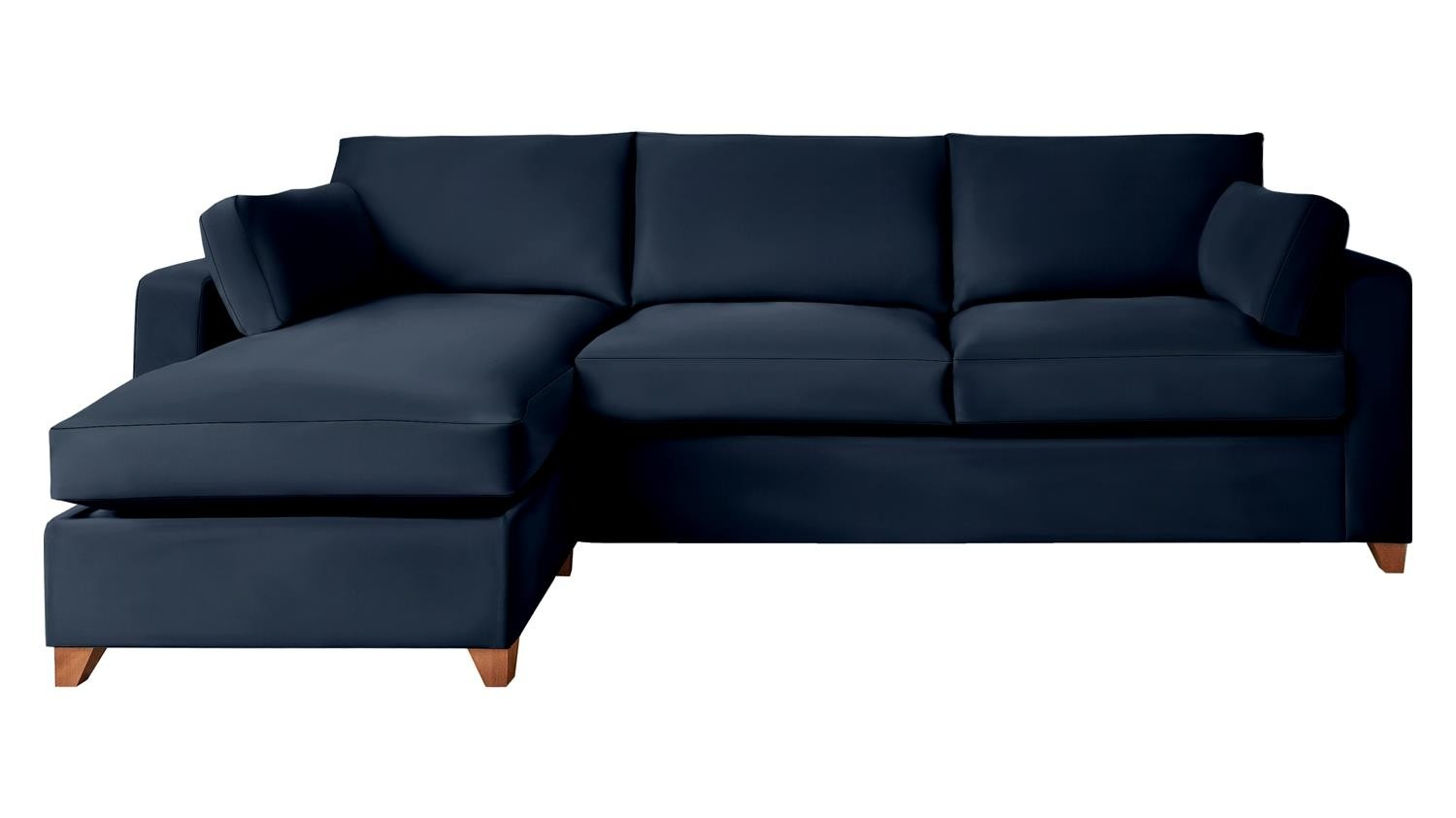 The Ashwell 4 Seater Left Chaise Storage Sofa Bed