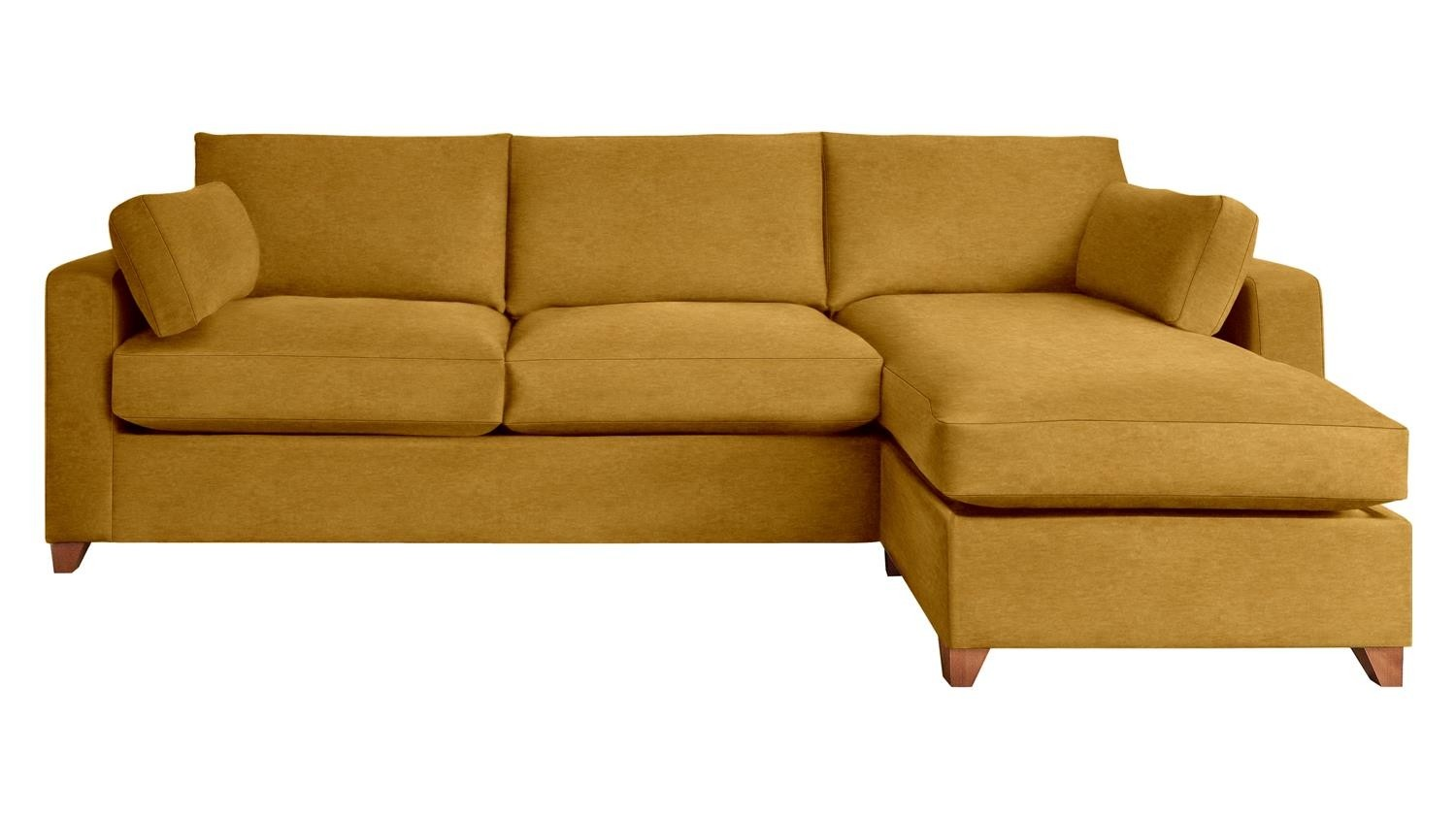 The Ashwell 5 Seater Chaise Storage Sofa Bed