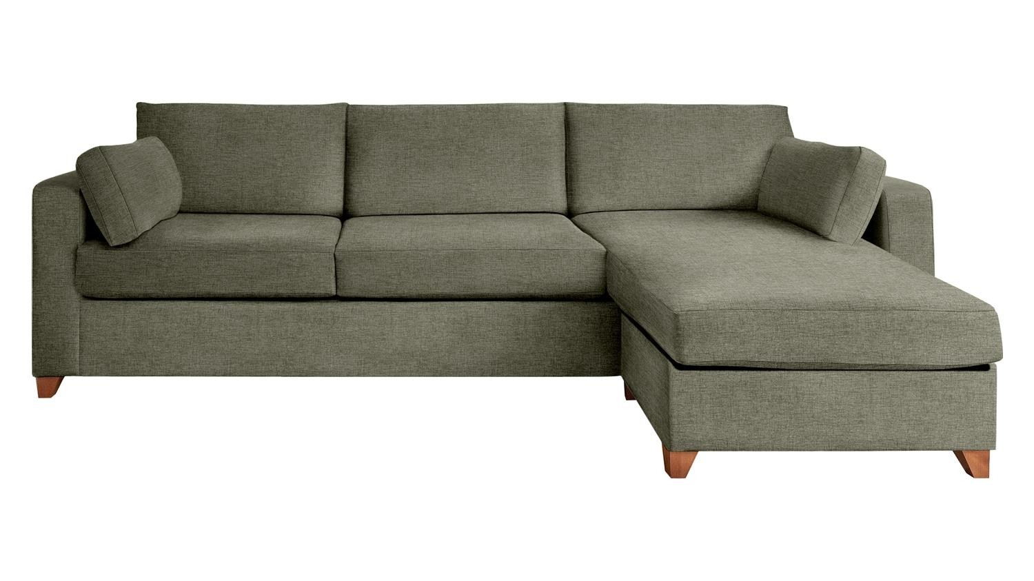 The Ashwell 4 Seater Right Chaise Storage Sofa