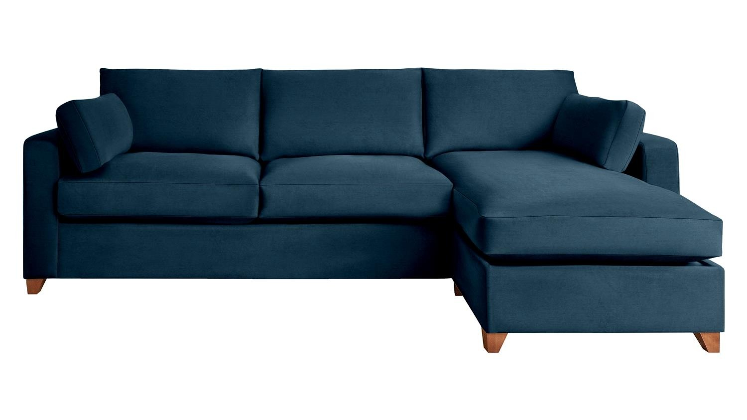 The Ashwell 4 Seater Right Chaise Storage Sofa Bed