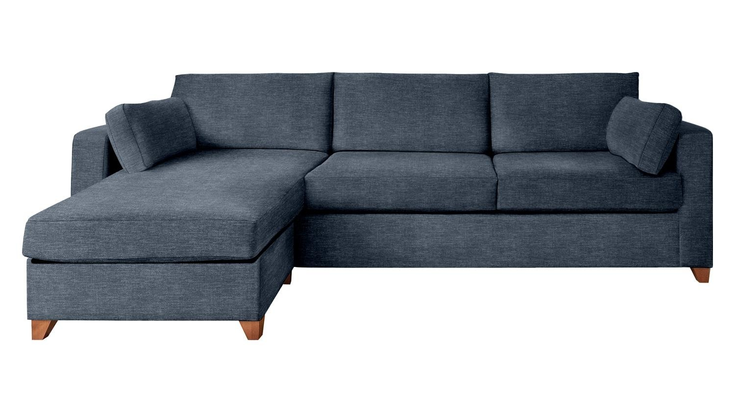 The Ashwell 5 Seater Left Chaise Storage Sofa Bed