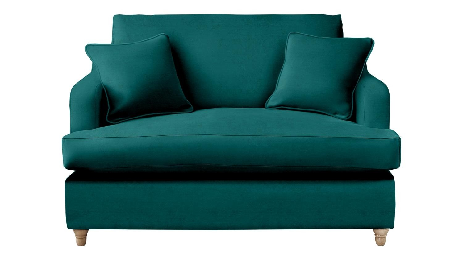 The Atworth Love Seat Sofa Bed