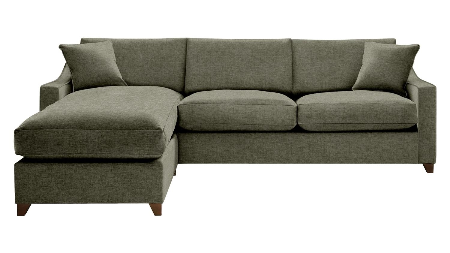 The Bermerton 5 Seater Left Chaise Storage Sofa Bed