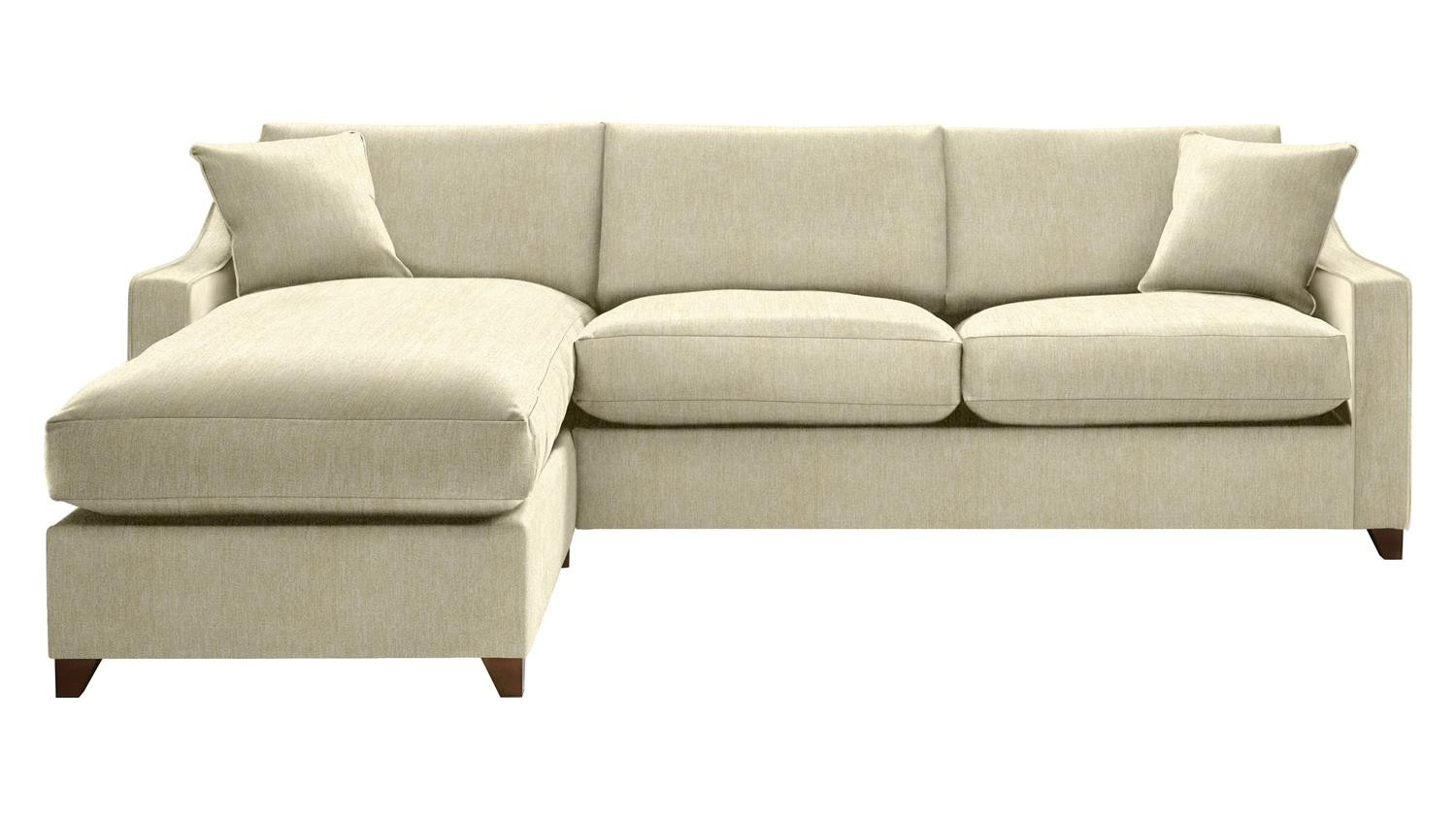 The Bermerton 4 Seater Left Chaise Storage Sofa Bed