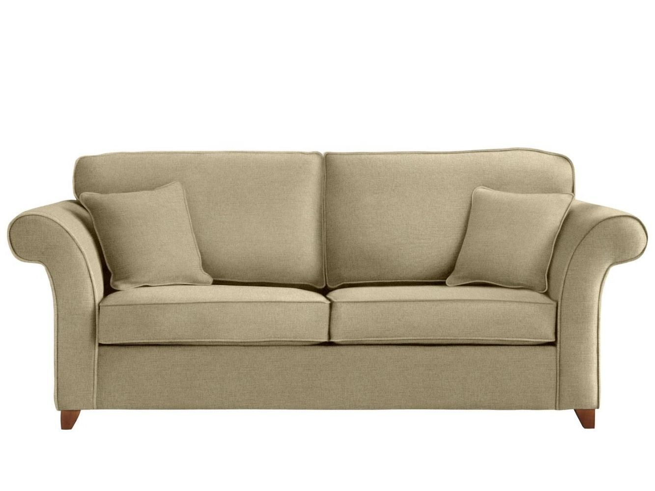 This is how I look in Country Linen Toast (Discontinued Fabric) with reflex foam seat cushions