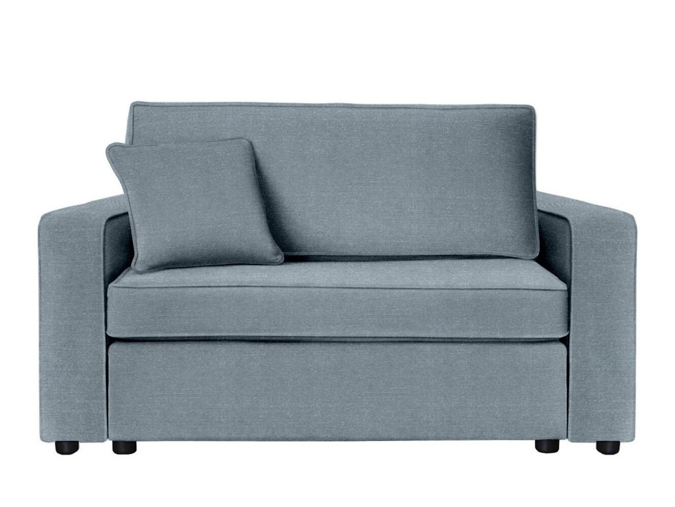 This is how I look in Washed Cotton Chambray (Discontinued Fabric) with reflex foam seat cushions
