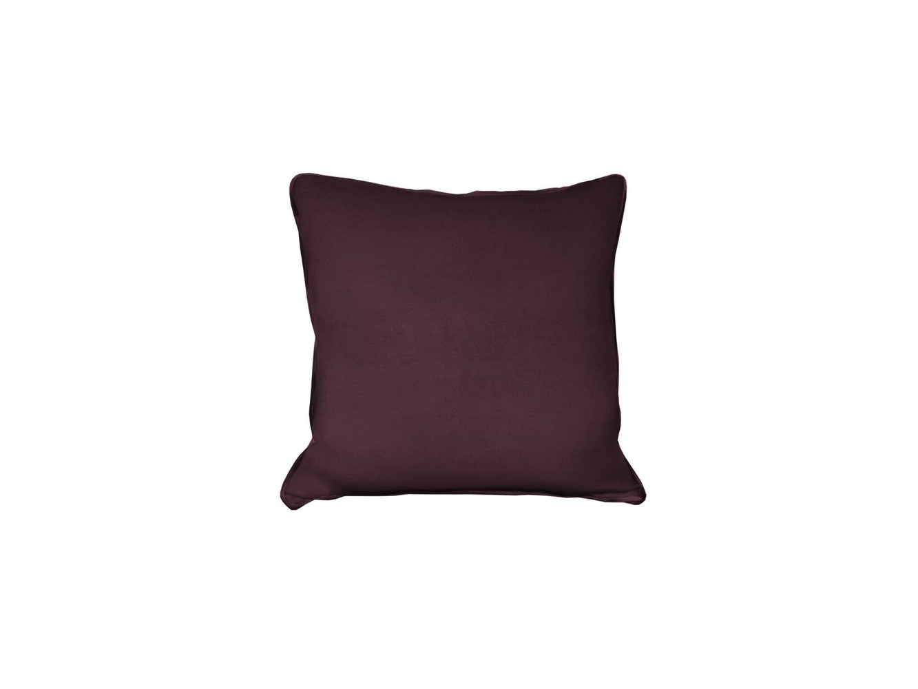 Extra Scatter Cushions - Fabric Brinjal