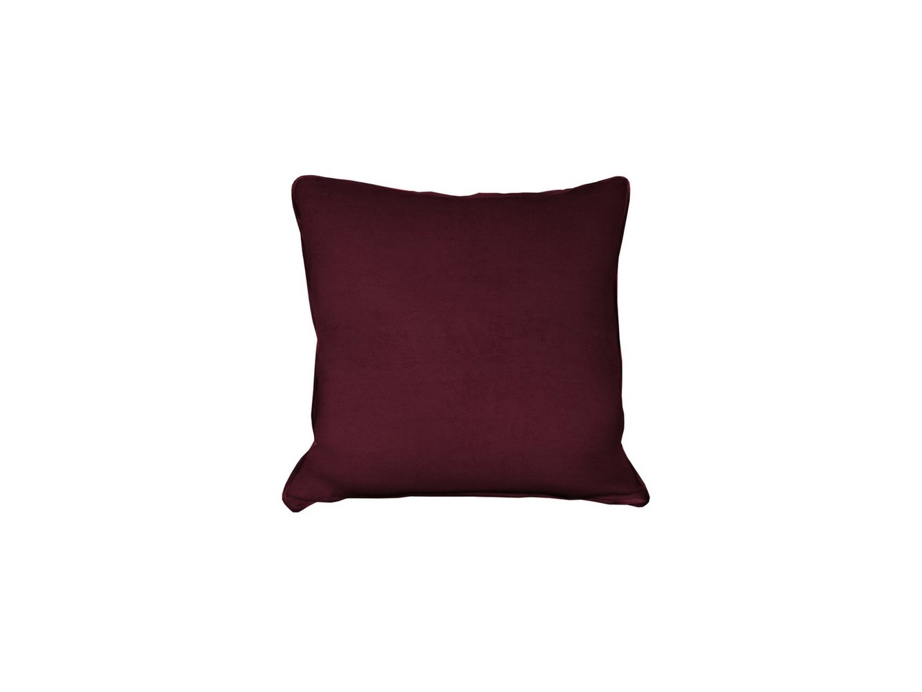 Extra Scatter Cushions - Fabric Burgundy