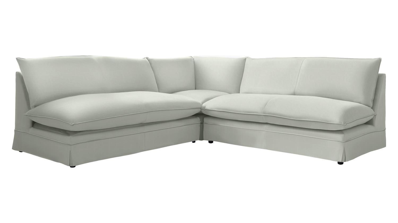 The Deverill Modular 7 Seater Corner Sofa Bed