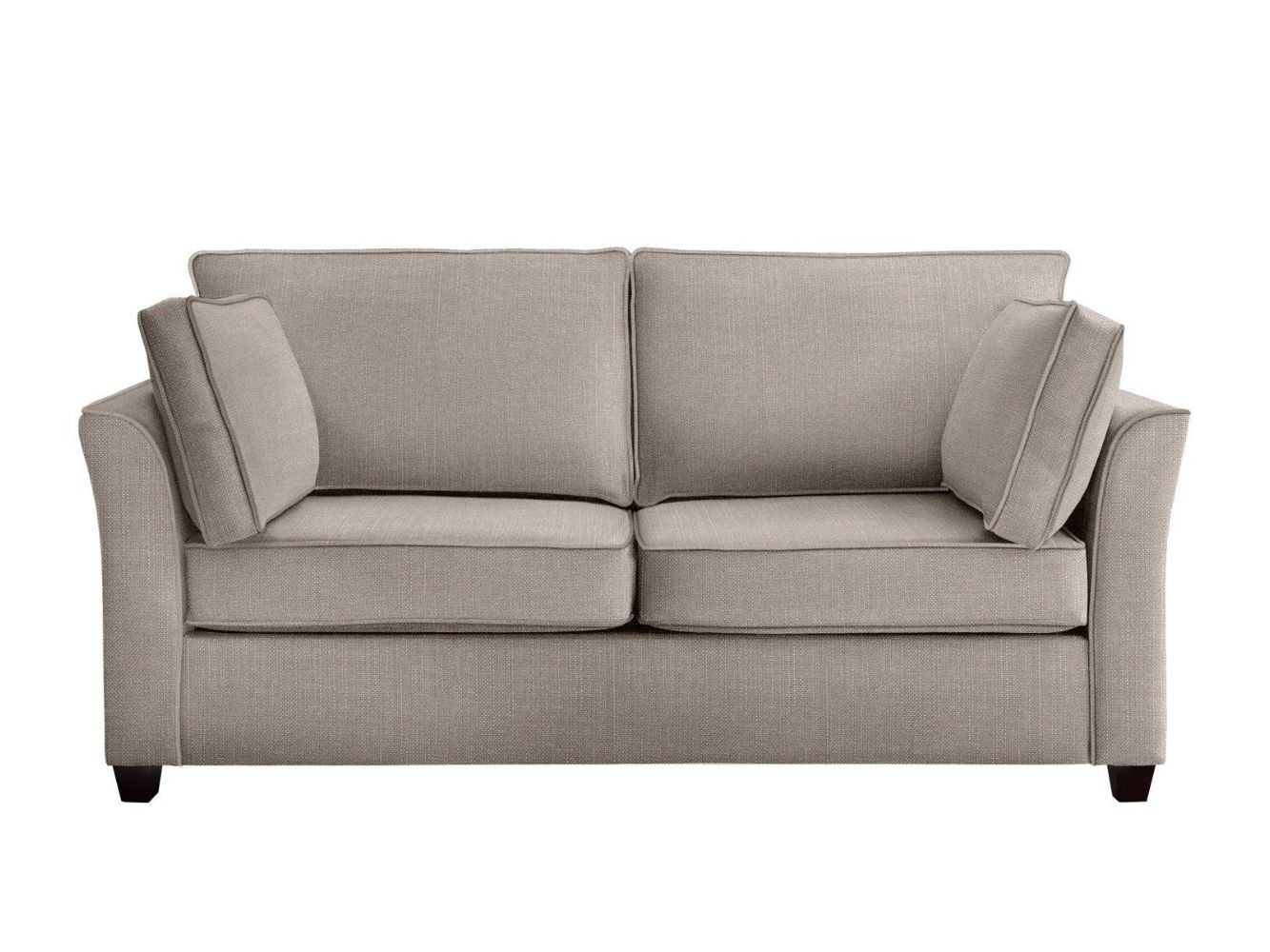 This is how I look in Stain Resistant Linen Cotton Dove with reflex foam seat cushions