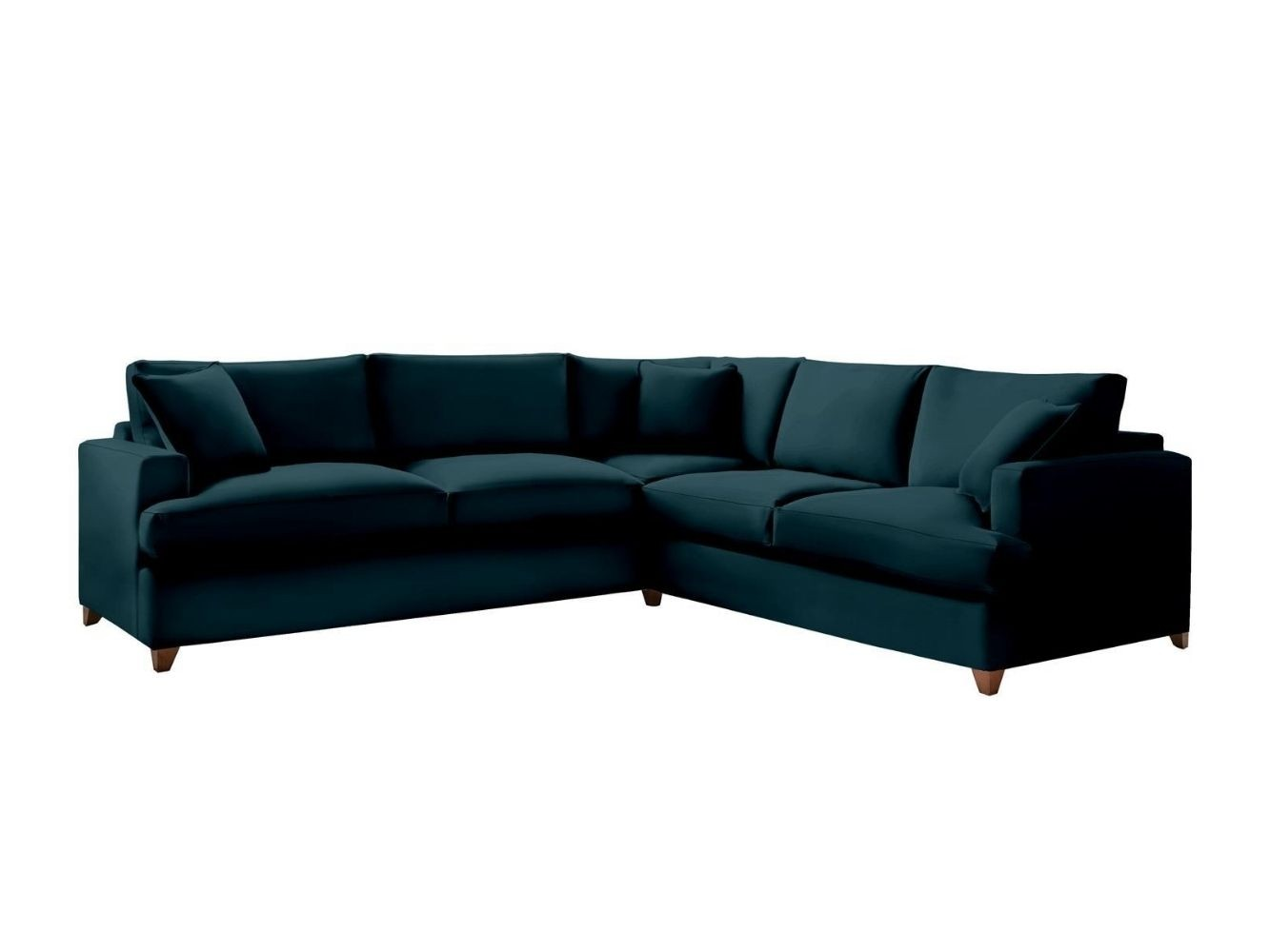 This is how I look in Stain Resistant Deep Velvet Galaxy with siliconized hollow fibre seat cushions