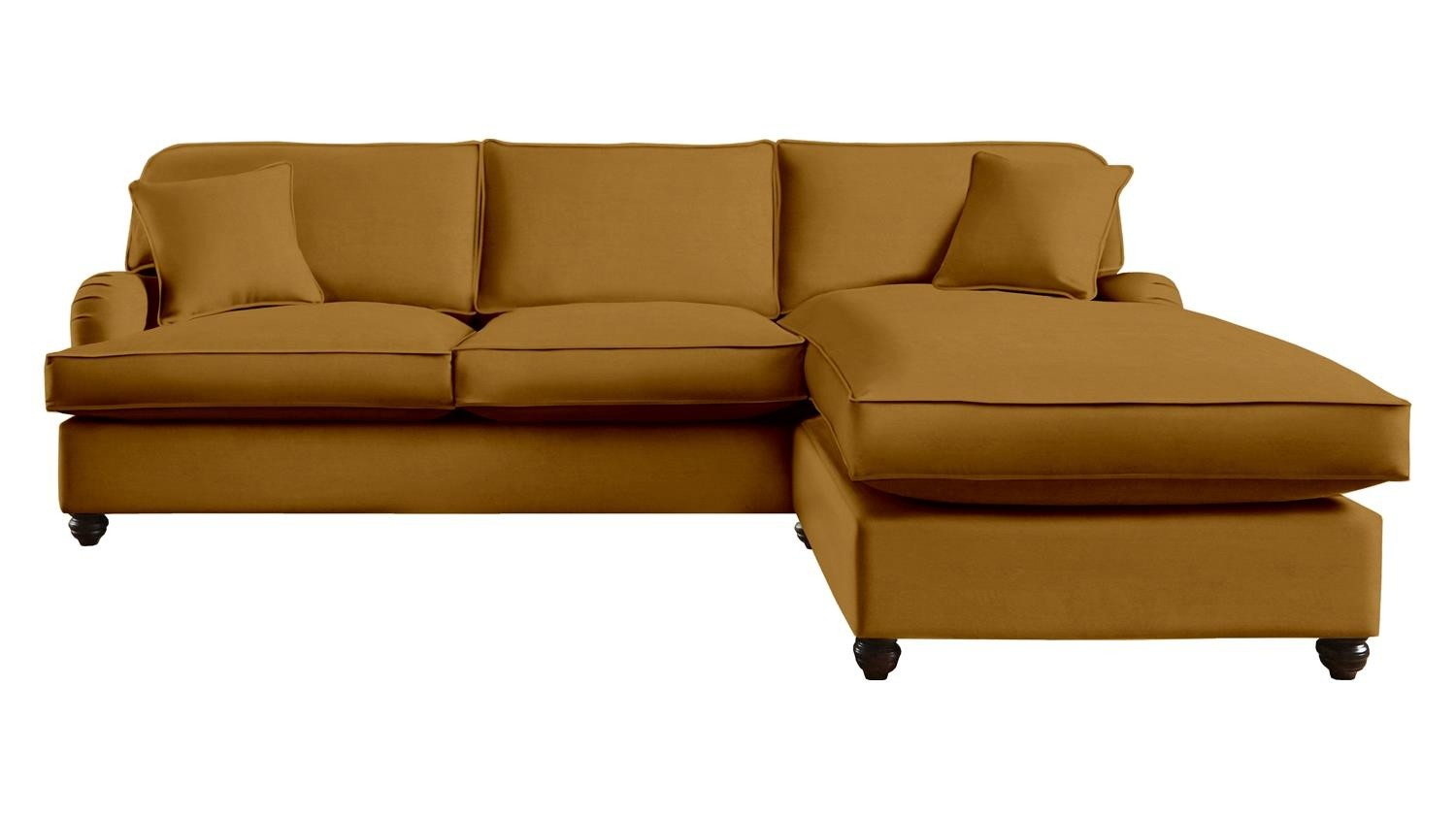 The Larkhill 5 Seater Chaise Sofa Bed