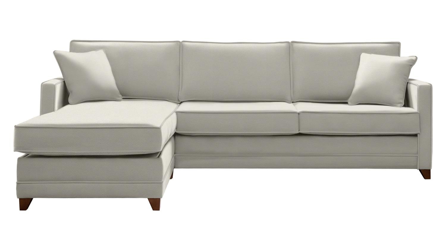 The Marston 4 Seater Left Chaise Storage Sofa Bed