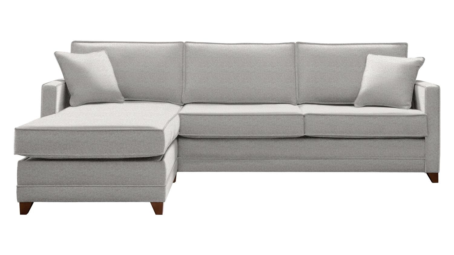 The Marston 5 Seater Left Chaise Storage Sofa Bed