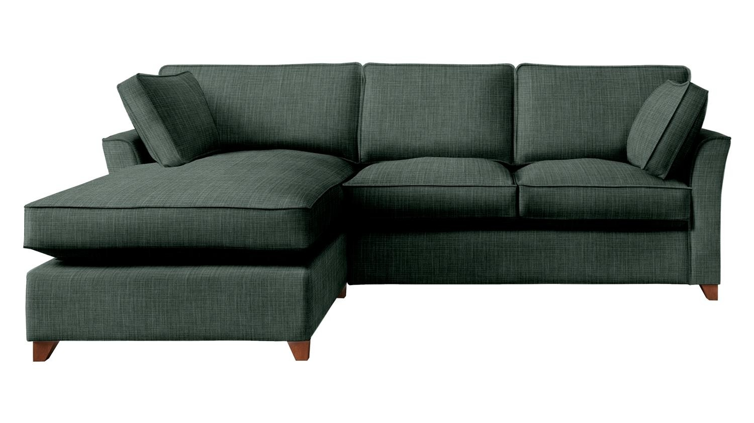 The Shalbourne 5 Seater Left Chaise Sofa Bed