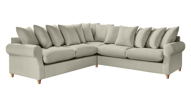 The Tidcombe 7 Seater Corner Sofa